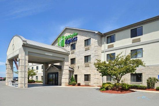 Holiday Inn Express Morgantown: Exterior