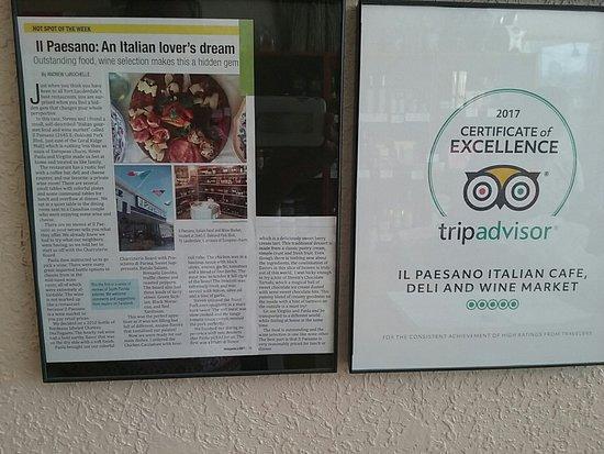 Aroma Cafe Oakland Menu