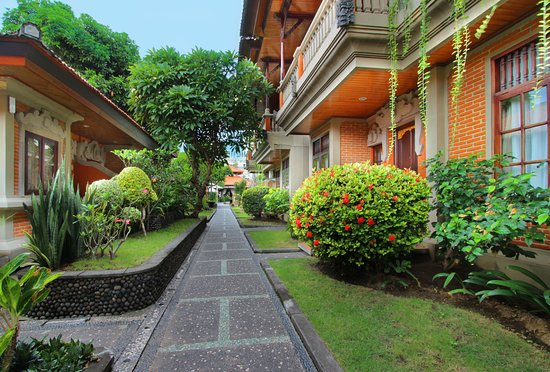 Adi Dharma Cottages: like an oasis at the heart of busy and vibrant life in Kuta, Bali