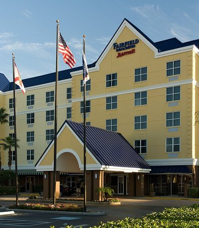 Fairfield Inn & Suites Orlando Lake Buena Vista: Exterior