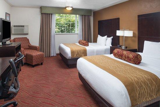 La Quinta Inn Wilsonville: Guest room