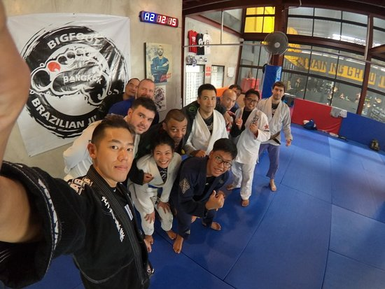 Bigfoot Brazilian Jiu Jitsu