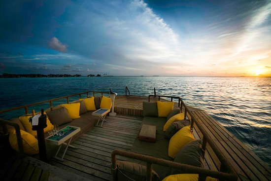Lankanfushi: Exterior