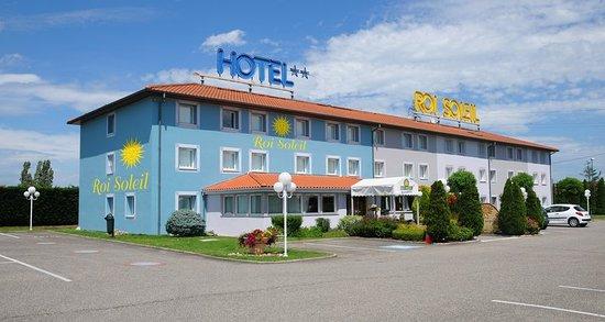 Hotel Roi Soleil Mulhouse Sausheim   Voir Les Tarifs  90