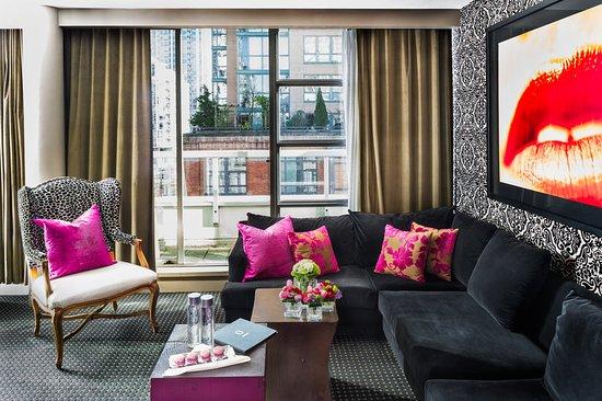Opus Hotel: Suite