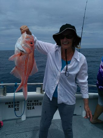 Reef Encounters Fishing Charters Nanny