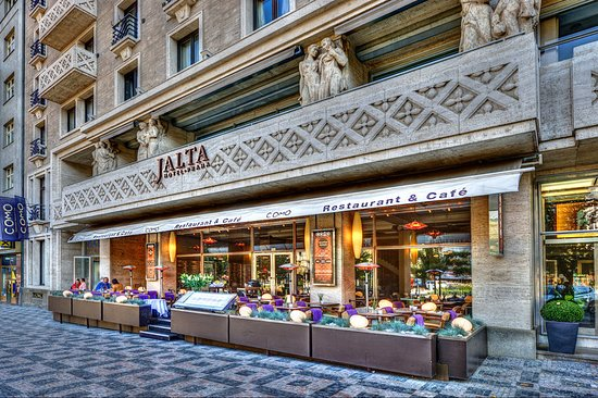 Jalta Hotel Prague Czech Republic Reviews Photos Price Comparison Tripadvisor