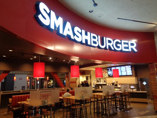 Front of Smashburger - Picture of Smashburger, Las Vegas - Tripadvisor