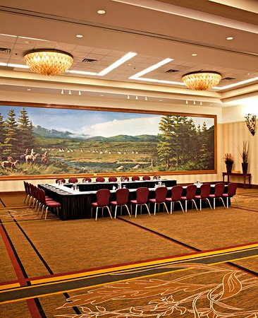 Pomeroy Kananaskis Mountain Lodge: Meeting room