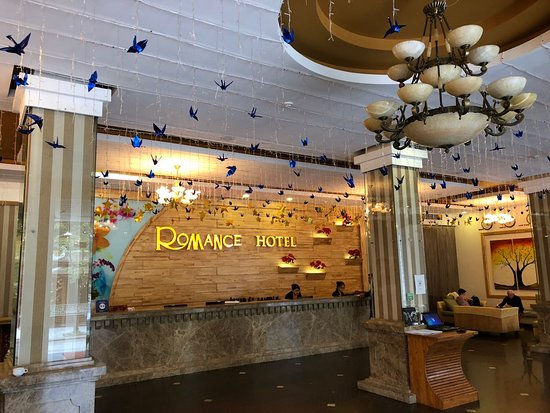 Romance Hotel: Lobby