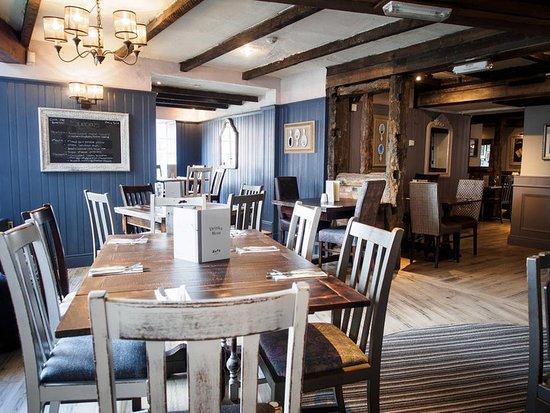 Alderley Edge, UK: Restaurant