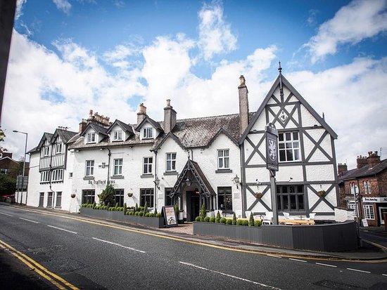 Alderley Edge, UK: Exterior