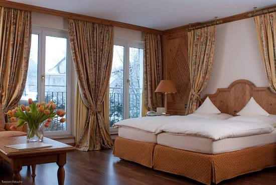 Pullach im Isartal, Allemagne : Guest room