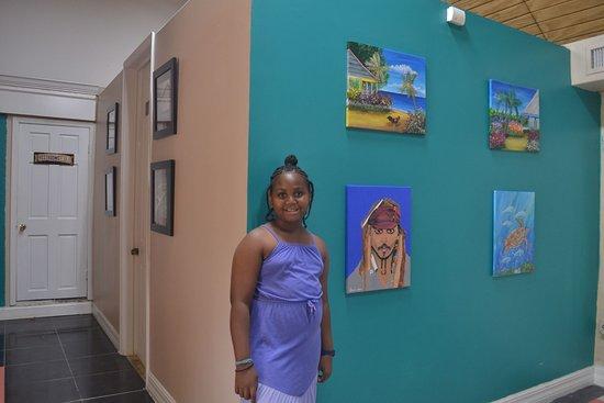 Bodden Town, Grand Cayman: Art Gallery