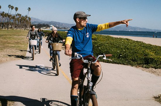 Santa Barbara Electric Bike History...