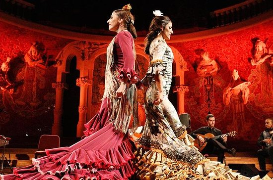 Flamenco Performance at Teatre...