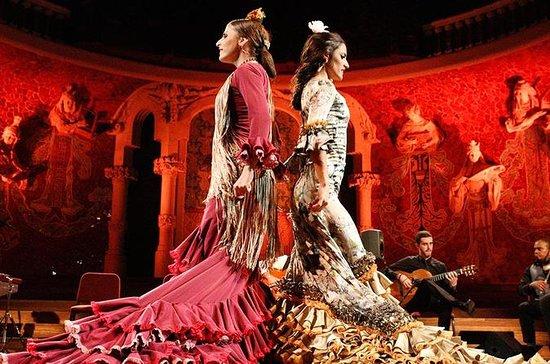 Esibizione di flamenco presso il
