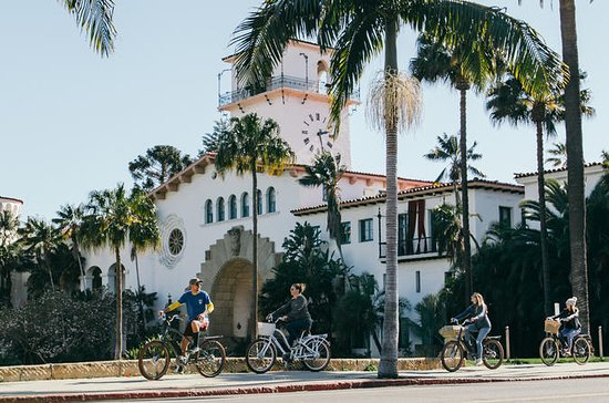 1.5-Hour Santa Barbara Drinks Tour By...