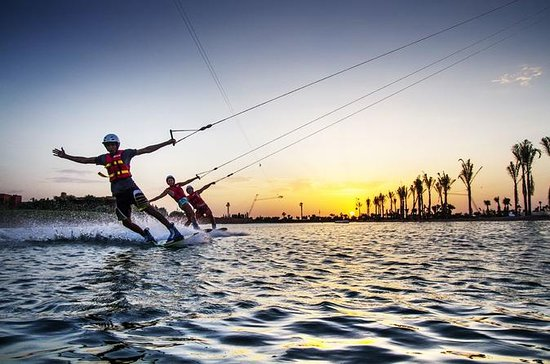 Cable Wakeboarding Experience in...