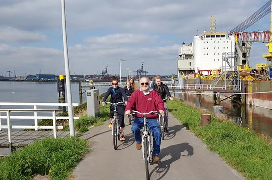 Half-Day Small-Group Harbor Bike Tour...