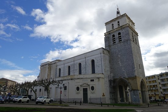 Cathedrale Saint-Jean-Baptiste