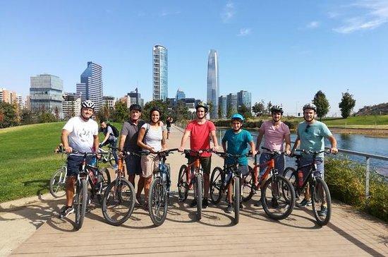 Radtour: Wolkenkratzer und Parks
