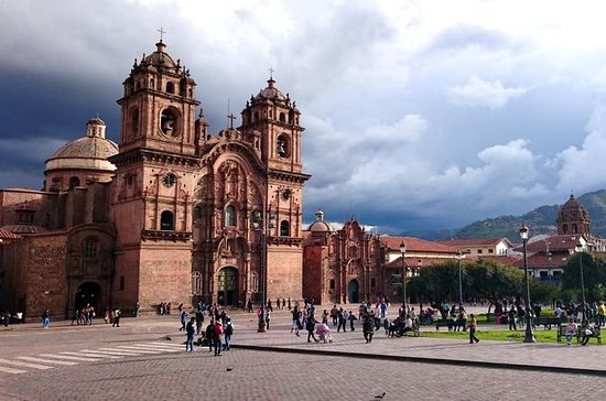 City Tour privado en Cusco y...