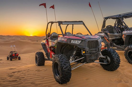 Polaris Buggy - Two hours Desert...