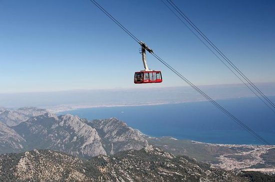 Olympos Cable Car Ride with Transfer