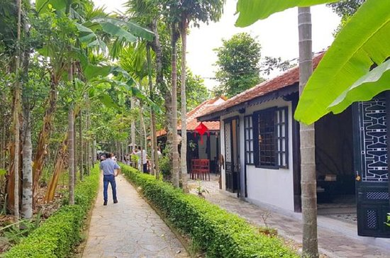 THUY BIEU VILLAGE AND TAM-GIANG...