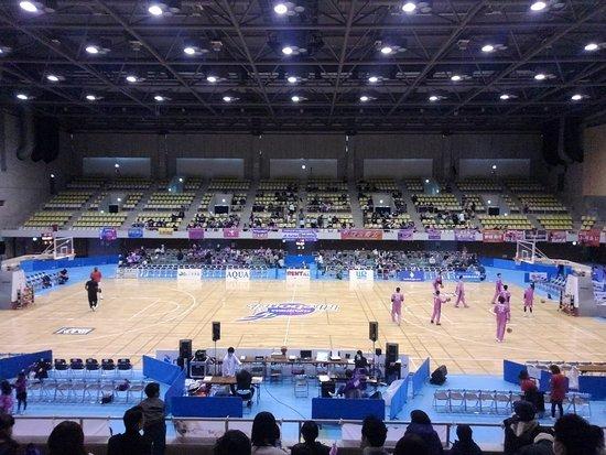Koriyama Sogo Gymnasium