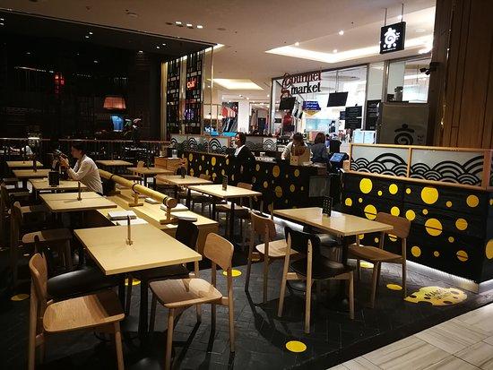 Kyo bar bangkok omd men om restauranger tripadvisor for Restaurant kyo