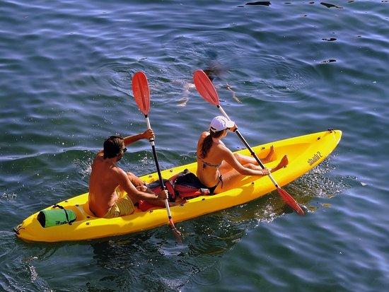 Koh Lipe Castaway Divers: Kayak rental