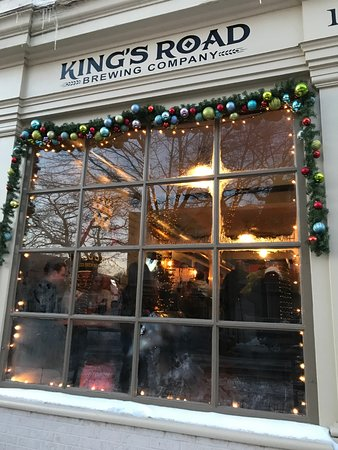 King's Road Brewing Company