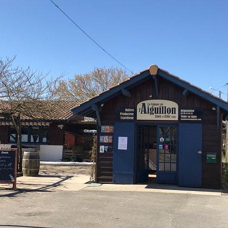La cabane de l 39 aiguillon arcachon ristorante recensioni - La cabane de l aiguillon ...