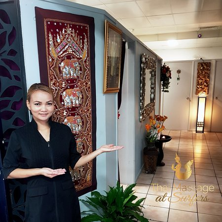 Welcome to Thai Massage at Surfers