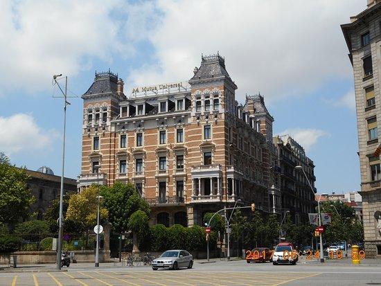 Edificio Mutua Universal
