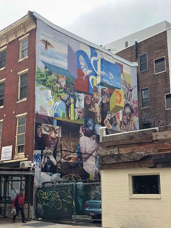 Mural arts program of philadelphia mural tours 2018 for Mural tour philadelphia map