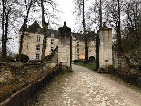 Condeau, Francia: Vue du château