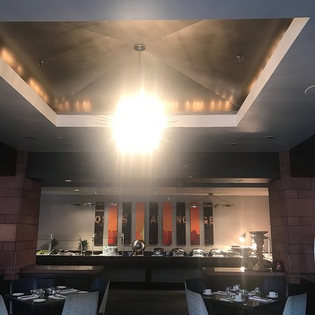 Grand Cafe Omni Hotel Los Angeles Ca