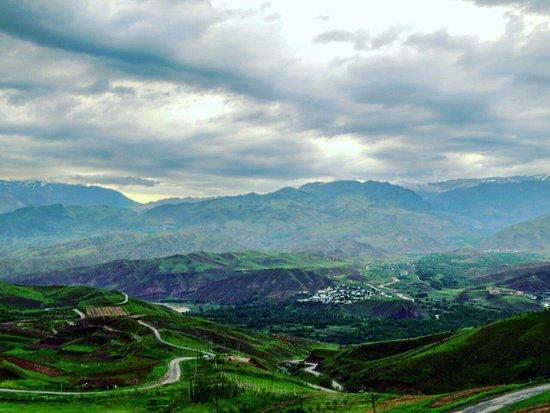 Mo'allem Kalayeh, Iran: Alamut