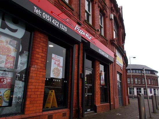 Pizza Hut Widnes 12 Widnes Rd Restaurant Reviews