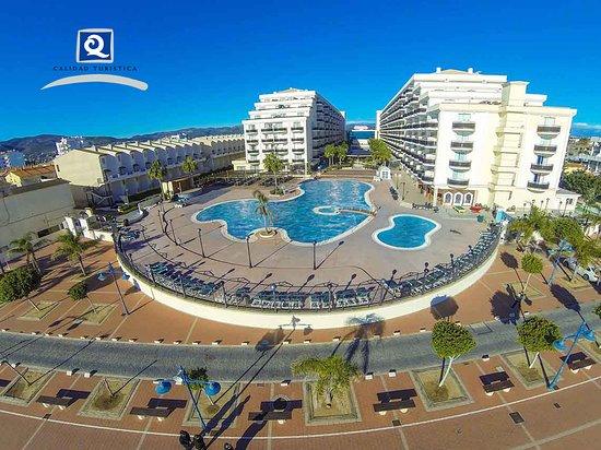 Hotel & Spa Peniscola Plaza Suites, hoteles en Peñíscola