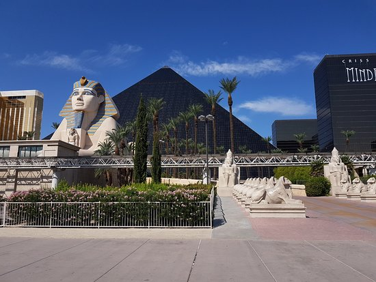 ‪Casino at Luxor Las Vegas‬