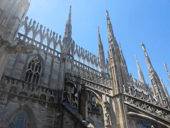 Terrazze Duomo - Picture of Duomo di Milano, Milan - TripAdvisor