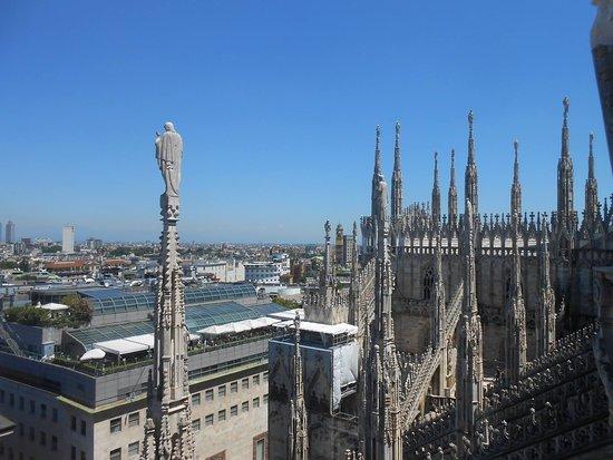 Terrazze Duomo - Foto di Duomo di Milano, Milano - TripAdvisor