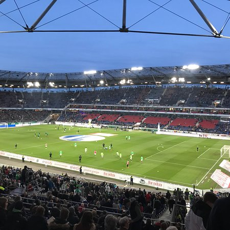 HDI Arena (Hannover) - 2018 All You Need to Know Before You Go (with ...