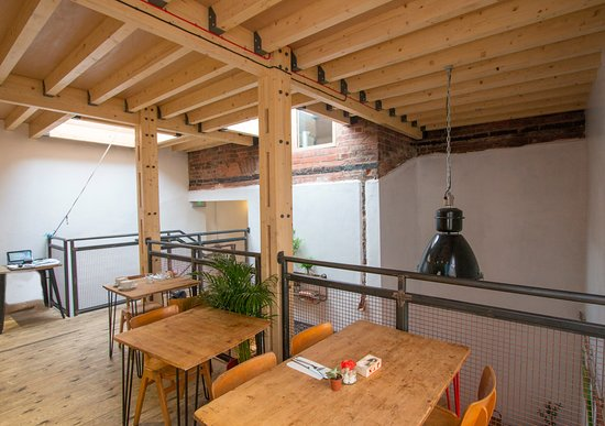 MEZZANINE - Picture of Number Four, Shrewsbury - TripAdvisor