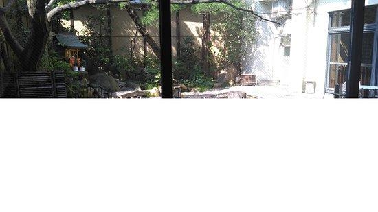 نيشيياما ريوكان: Sala común
