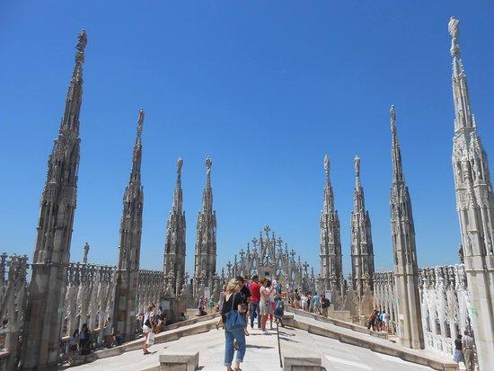 Terrazze Duomo - Picture of Duomo Rooftops, Milan - TripAdvisor